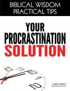 Your Procrastination Solution